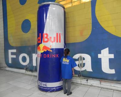 [Réplica Inflável Red Bull - 3,00m]