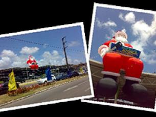 [Shopping do Automóvel de Pernambuco - Papai Noel]