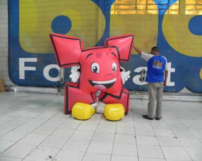 Fantasias ou Roupas Infláveis - X - 2,20m