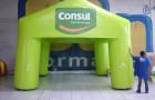 Tenda Inflável Consul - Foto 1