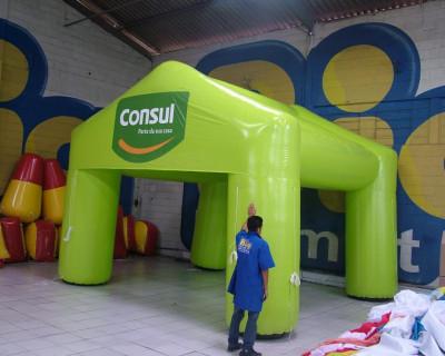 Tenda Inflável Consul