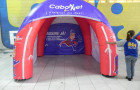 Tenda Inflável Cabonnet - Foto 1