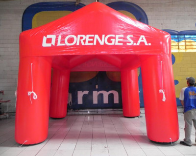 Tenda Inflável Lorenge