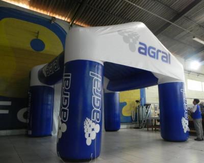 Tenda Inflável Agral