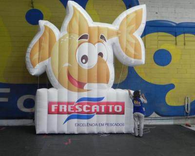 [Logomarca Inflável Frescatto]