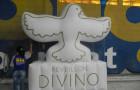 Logomarca Inflável Reveillon Divino - Foto 1