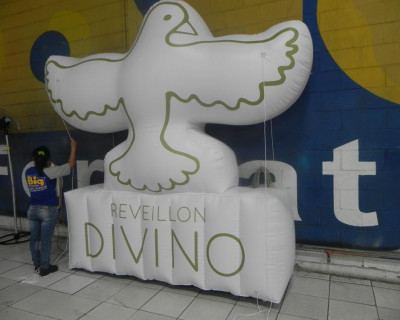 [Logomarca Inflável Reveillon Divino]