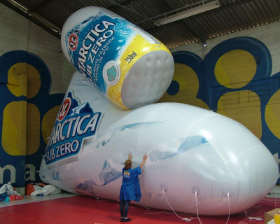Iceberg Inflável