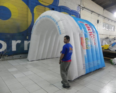 [Túnel Inflável Molico]