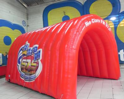 [Túnel Inflável Rio Claro]