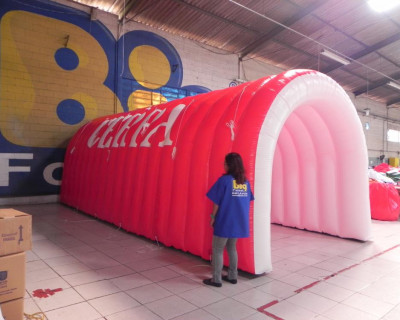 Túnel Inflável Cerpa