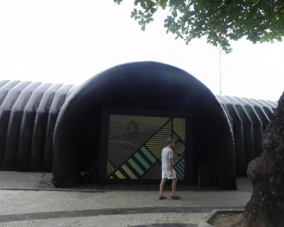 [Túnel Inflável Rio]