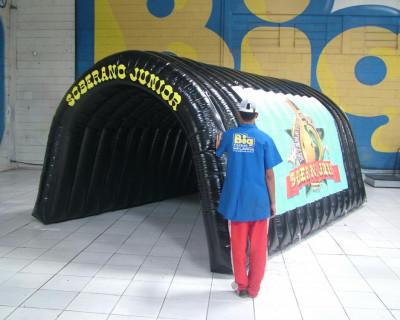 Túnel Inflável Soberano Júnior