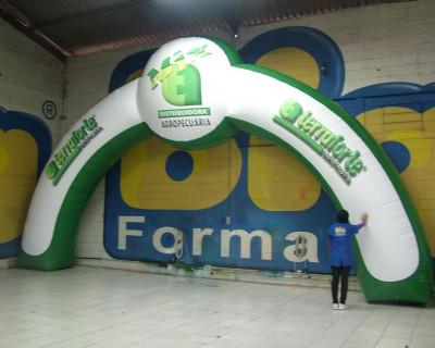 Portal / Pórtico Inflável - Terraforte