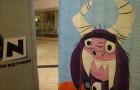 Inflável Promocional Cartoon Network  - Foto 1