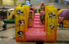 Inflável Promocional Cartoon Network  - Foto 4