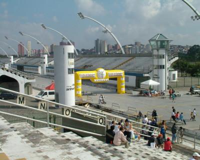 Inflável Promocional  Sambódromo