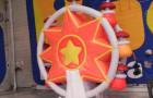 Roda Gigante Inflável Tridimensional - 4,00m - Foto 1