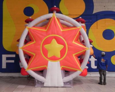 [Roda Gigante Inflável Tridimensional - 4,00m]