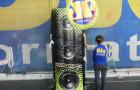 Inflável Promocional Jovem Pan - Foto 4