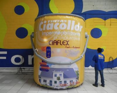 Lata Inflável Ciaflex