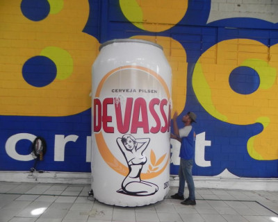 Lata Inflável - Devassa