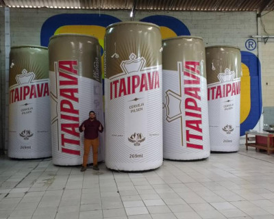 Lata Inflável - Itaipava