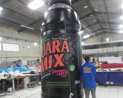Réplica Garrafa - Guaramix