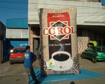 [Réplica de Saco - Café Corol]