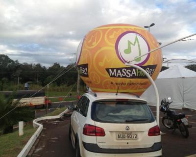 Portal Classic e Roof Top Massa FM