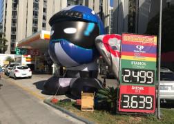 Atraia novos clientes com mascotes e portais infláveis