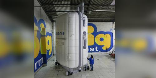 Economize no lançamento da sua empresa com o uso de infláveis promocionais