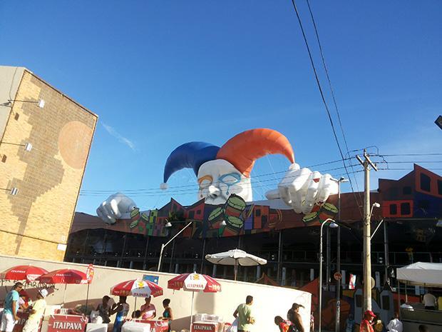 Infláveis Decorativos e Promocionais - Sucesso no Carnaval